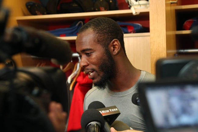 Dominique Rodgers-Cromartie, New York Giants (June 18, 2014)