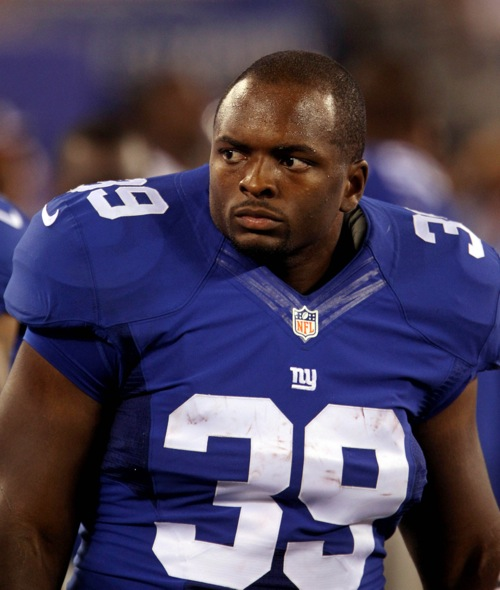 John Conner, New York Giants (August 9, 2014)