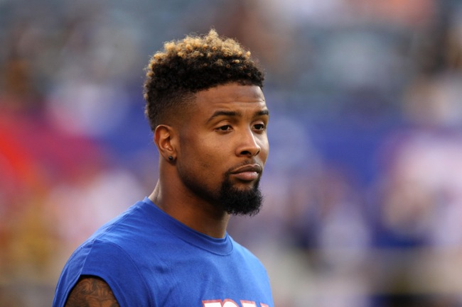 Odell Beckham, New York Giants (August 9, 2014)