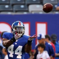 Andre Williams, New York Giants (August 9, 2014)