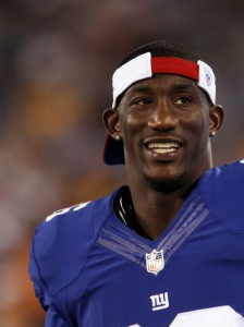 Antrel Rolle, New York Giants (August 9, 2014)