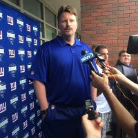 Ben McAdoo, New York Giants (June 19, 2014)