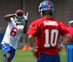LIVE UPDATES: July 31, 2014 New York Giants Training Camp