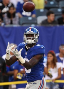 Corey Washington, New York Giants (August 9, 2014)
