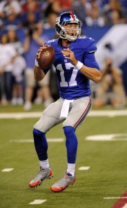Curtis Painter, New York Giants (August 16, 2014)