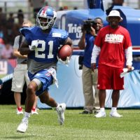 NFL: New York Giants-Training Camp