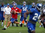 July 24, 2014 New York Giants Training Camp Report