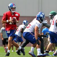 Eli Manning, New York Giants (June 18, 2014)