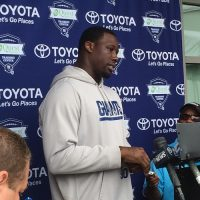 Jason Pierre-Paul, New York Giants (July 24, 2014)