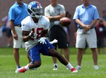 Marcus 'Soups' Harris Hoping for Cruz-Like Giants' Outcome