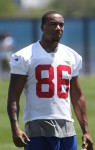 Mario Manningham Closing in on Return of 'Super Mario'