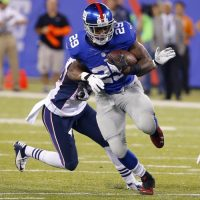 Michael Cox, New York Giants (August 28, 2014)