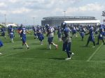 LIVE UPDATES: July 23, 2014 New York Giants Training Camp