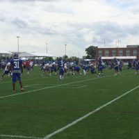 New York Giants Training Camp (July 24, 2014)