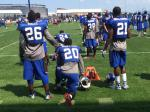 LIVE UPDATES: July 28, 2014 New York Giants Training Camp