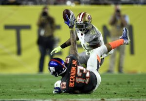 Odell Beckham, New York Giants (January 25, 2015)