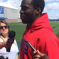 Prince Amukamara, New York Giants (August 18, 2014)
