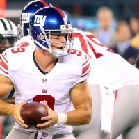 Ryan Nassib, New York Giants (August 22, 2014)