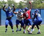 July 31, 2014 New York Giants Training Camp Report