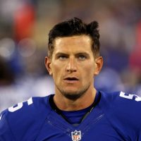 Steve Weatherford, New York Giants (August 9, 2014)