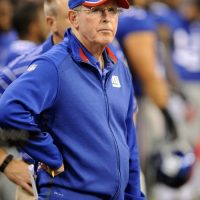 Tom Coughlin, New York Giants (August 16, 2014)