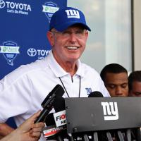 New York Giants Hold Reduced Practice Per GPS Request