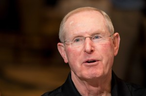 Tom Coughlin, New York Giants (March 26, 2014)