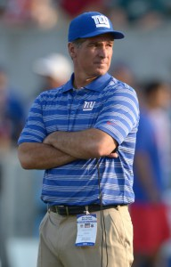 Tom Quinn, New York Giants (August 3, 2014)