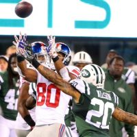 Victor Cruz, New York Giants (August 22, 2014)