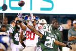 Preseason Game Review: New York Giants at New York Jets, August 22, 2014
