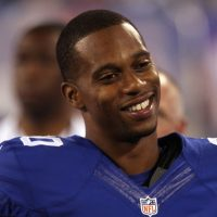 Victor Cruz, New York Giants (August 9, 2014)