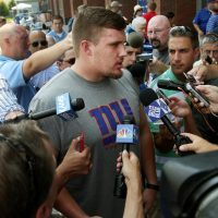 Weston Richburg, New York Giants (July 22, 2014)