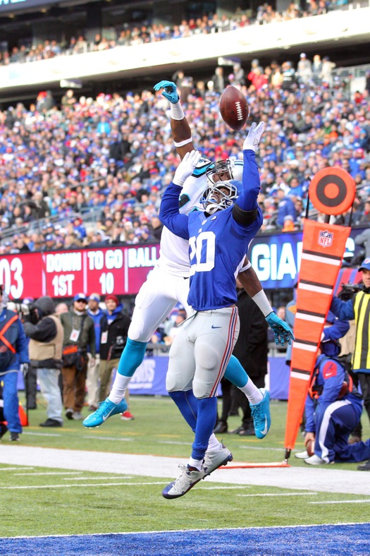 Prince Amukamara, New York Giants (December 20, 2015)