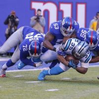 NFL Jerseys Online - 2015 New York Giants Photos: Panthers at Giants