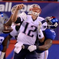 New England Patriots 27 - New York Giants 26