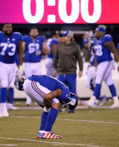 Odell Beckham, New York Giants (November 15, 2015)