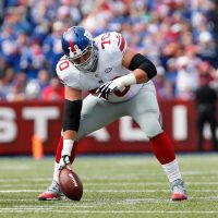 Weston Richburg and Justin Pugh Miss Practice