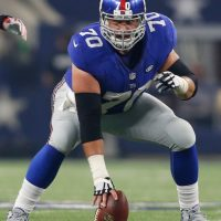 Weston Richburg, Justin Pugh, Larry Donnell Miss Practice