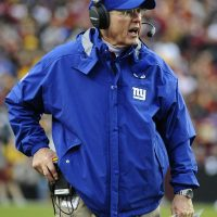 Tom Coughlin, New York Giants (November 29, 2015)