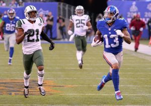 Odell Beckham, New York Giants (December 6, 2015)
