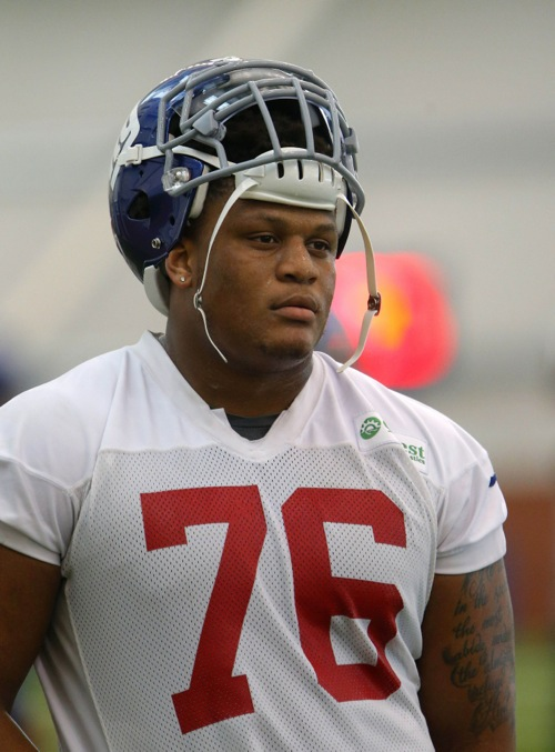 Ereck Flowers and Devon Kennard Do Not Practice