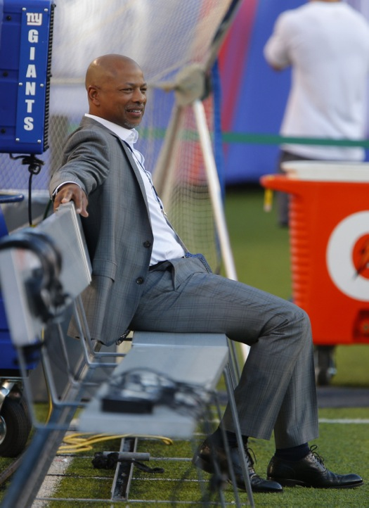 Jerry Reese, New York Giants (August 22, 2015)