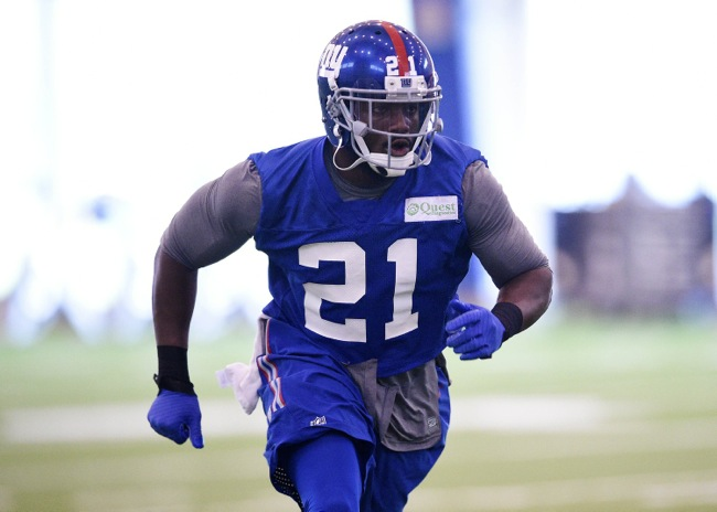 "Landon Collins Expects to Be ""Rookie of the Year"""