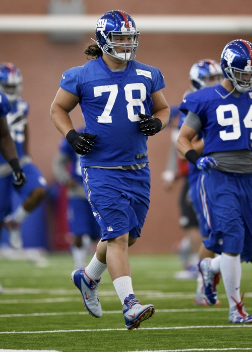 Markus Kuhn, New York Giants (June 16, 2015)