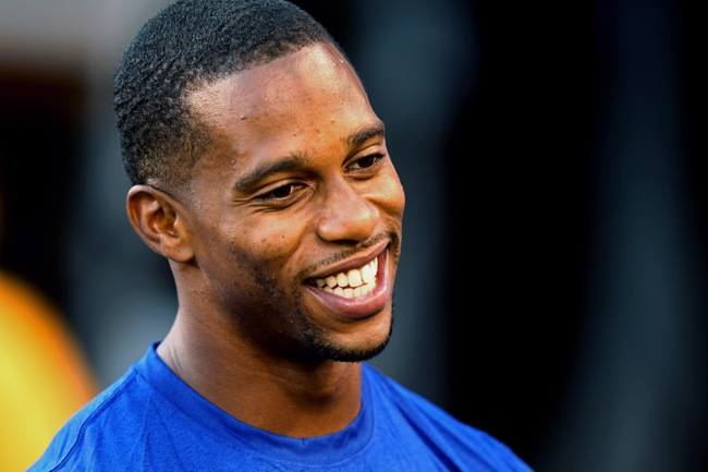 Victor Cruz, New York Giants (August 22, 2015)