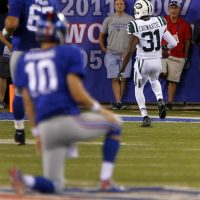 New York Jets 28 - New York Giants 18