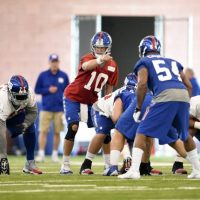 Eli Manning's Agent Confident in a New Deal