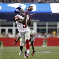 New York Giants 12 - New England Patriots 9