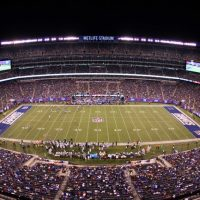 MetLife Stadium, New York Giants (August 22, 2015)