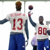 Victor Cruz Suffers Setback